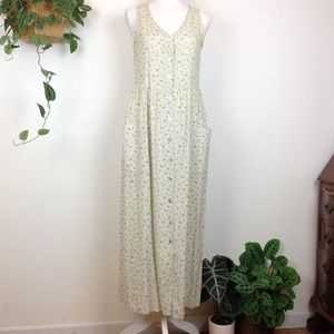 All That Jazz vintages long flowy dress